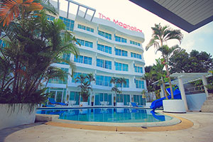 Magnolias Pattaya Boutique Resort