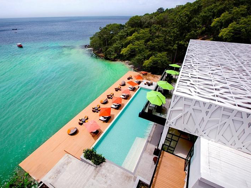 Hotels Nearby Villa 360 Kho Phi Phi