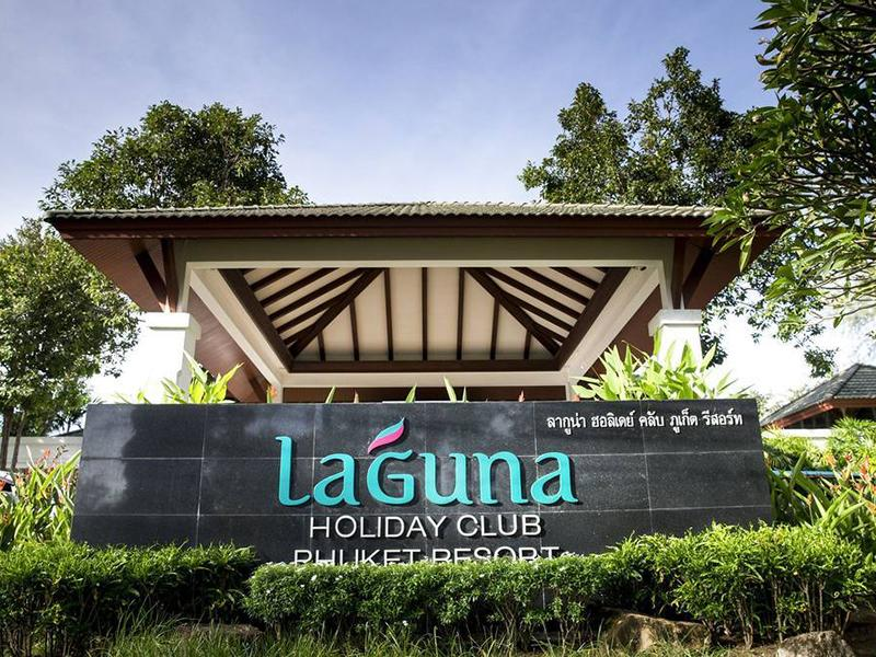 Hotel image Laguna Holiday Club Phuket Resort