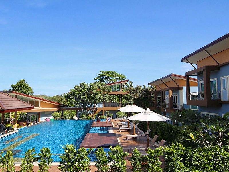 Hotels Nearby Phutara Lanta Resort