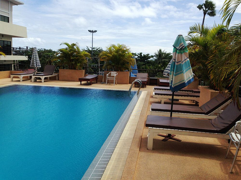 New Eurostar Jomtien Beach Hotel and Spa