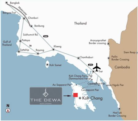 Koh Chang Boutique Hotels