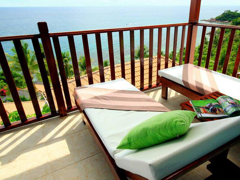 Hotel image Pinnacle Koh Tao Resort
