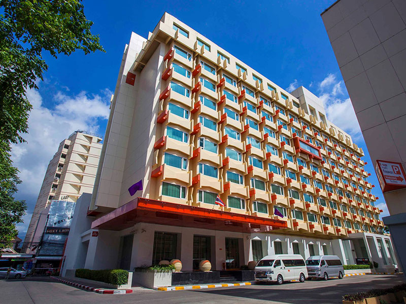 Hotels Nearby Dusit D2 Chiangmai