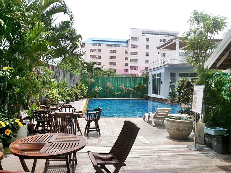 Hotels Nearby Hua Hin Markwin Lodge