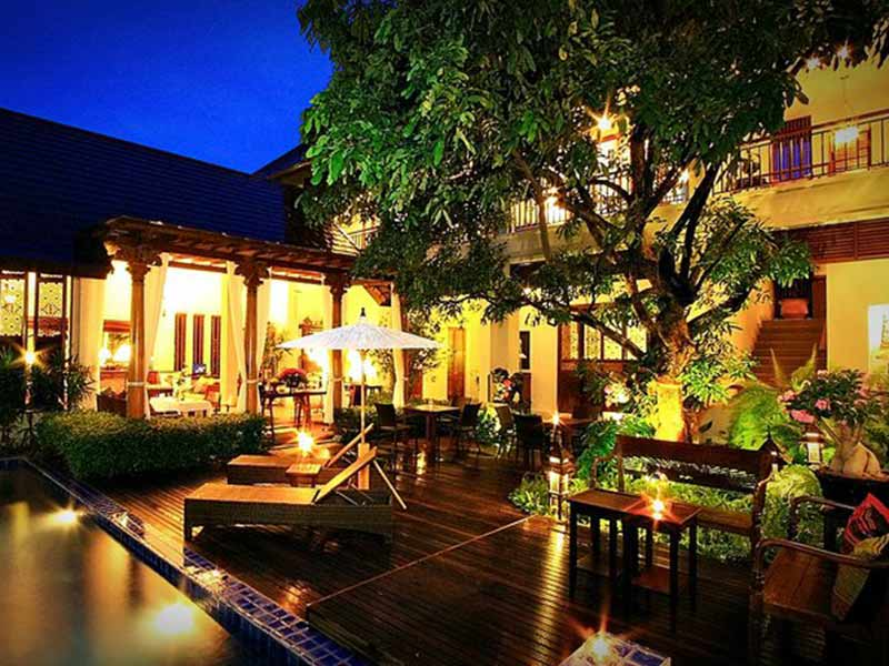Hotels Nearby Baan Klang Wiang Boutique Hotel