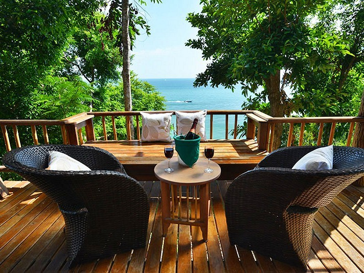 din apropiere la un Hotel Railay Great View Resort & Spa