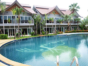 Taman Spa Resort