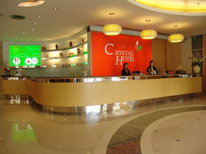 The Crystal Hotel