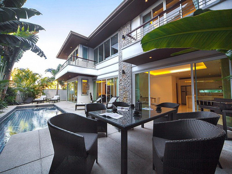 Hotels Nearby Villa Romeo Phuket