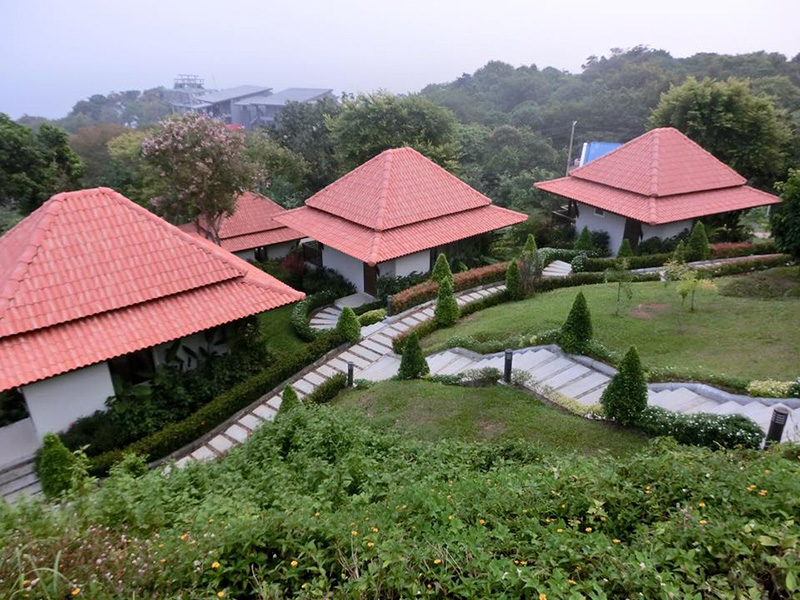 Hotels Nearby Kantiang View Resort