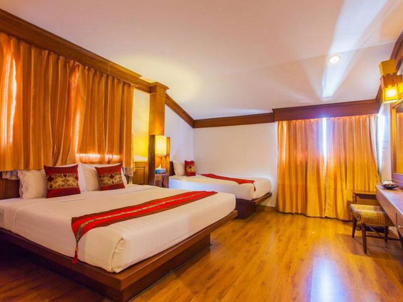 Room type of sira boutique hotel for Boutique hotel rooms