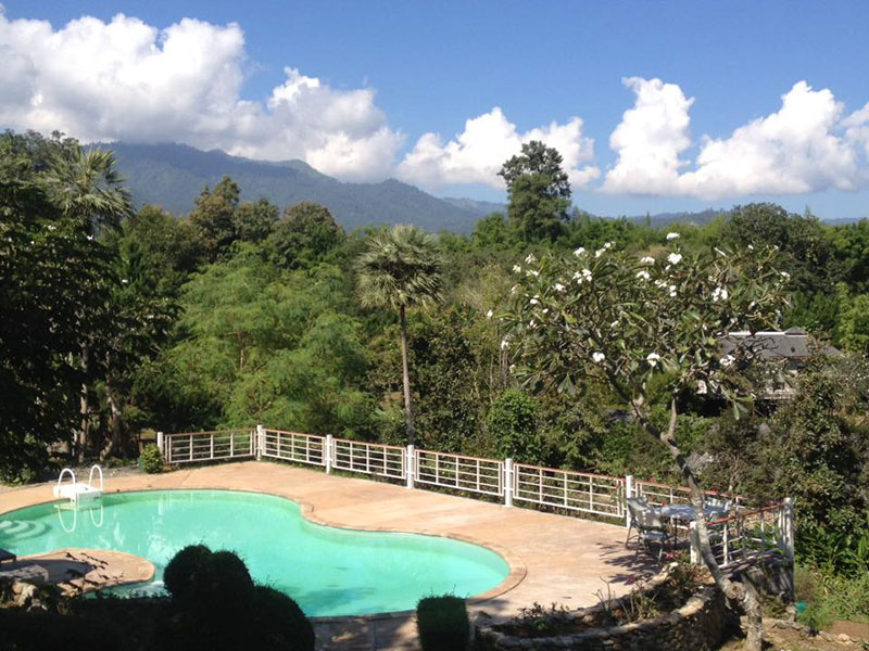 Hotel Cerca  Hut Ing Pai Resort