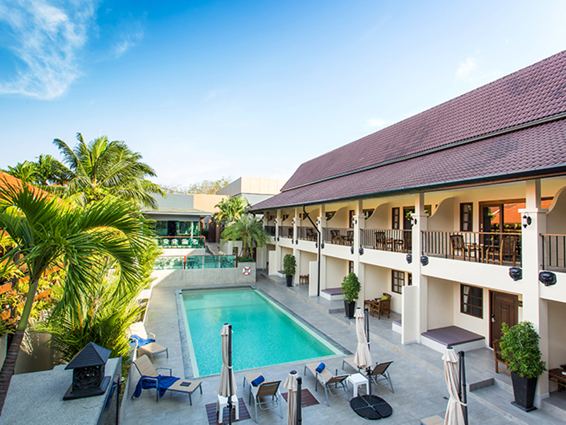 Hotel image Naiya Buree Resort At Nai Harn Beach