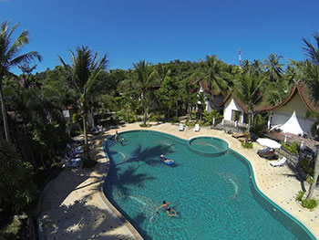 Koh Chang Thai Garden Hill Resort