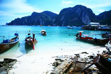 The White Koh Phi Phi