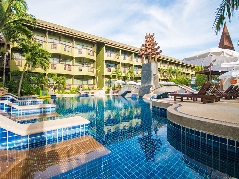 Hotels Nearby Phuket Island View