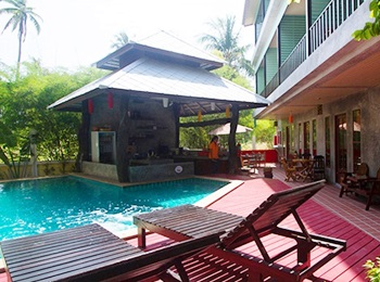 Phatchara Boutique Hotel