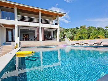 Ocean Breeze Villa Phuket