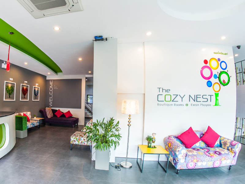 The Cozy Nest Boutique Rooms