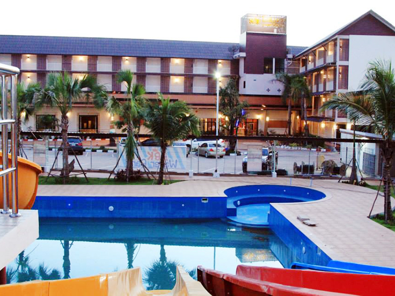 Image Hotel BK Place And Resort