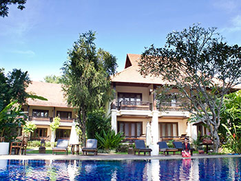 Lanna Dusita Boutique Resort