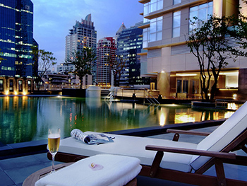 Marriott Executive Apartment Sathorn Vista