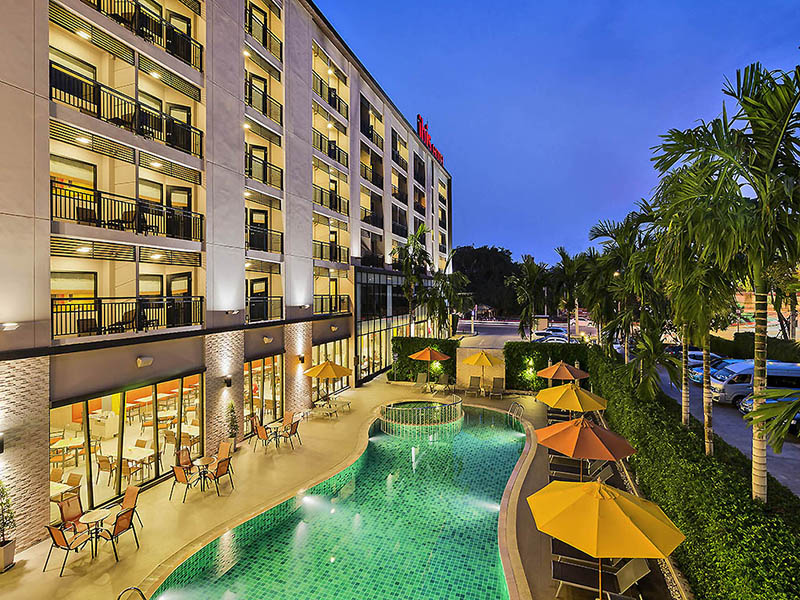 Hotels Nearby Ibis Huahin