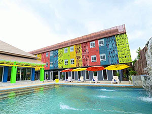 Feliz Hotel Huahin
