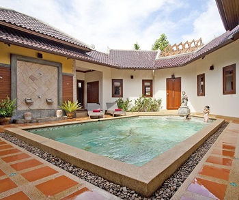 Asian Villa Gorgeous