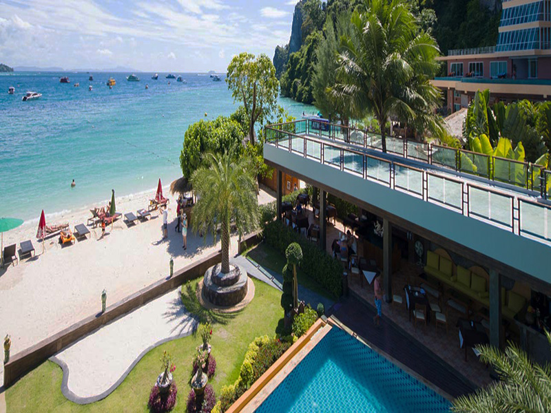 Отель Рядом Phi Phi Nice Beach Resort