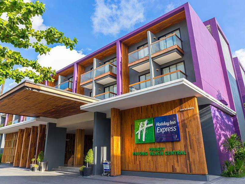 Hotel image Holiday Inn Express Phuket Patong Beach Central