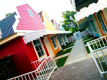 The Color Ville Resort