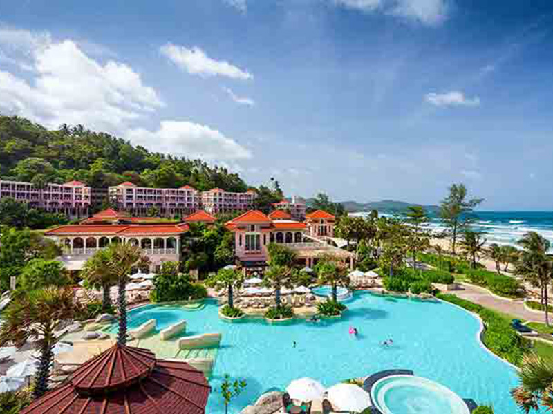 Hotels Nearby Centara Grand Resort Phuket