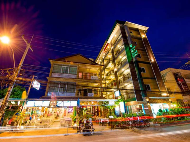 Hotels Nearby HuaHin Goodview Hotel