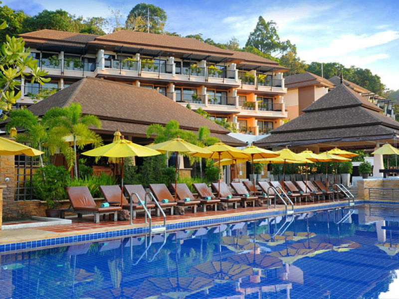 Hotels Nearby Aonang Cliff Beach Resort