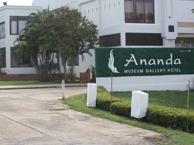 Image Hotel Ananda Museum Gallery Hotel