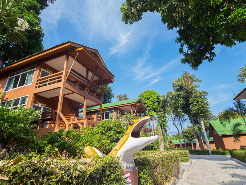 Image Hotel Mountain Resort Koh Lipe