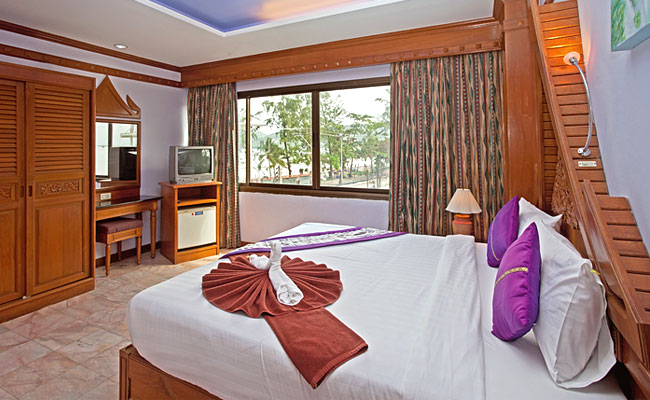 Hotels Nearby Patong Beach Bed and Breakfast