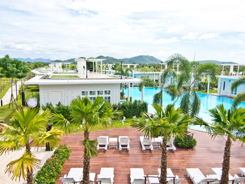 Hotel Cerca  The Sea-Cret Garden Hua Hin