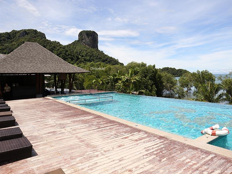 Hotel Lähistöllä Railay Princess Resort