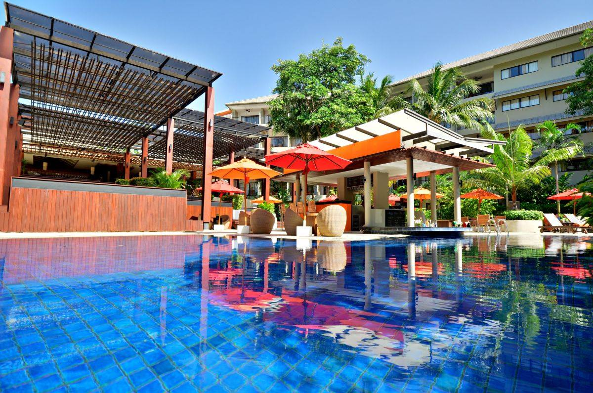 Hotels Nearby Double Tree Resort by Hillton Phuket