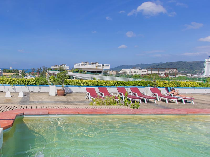 Hotels Nearby Bel Aire Resort