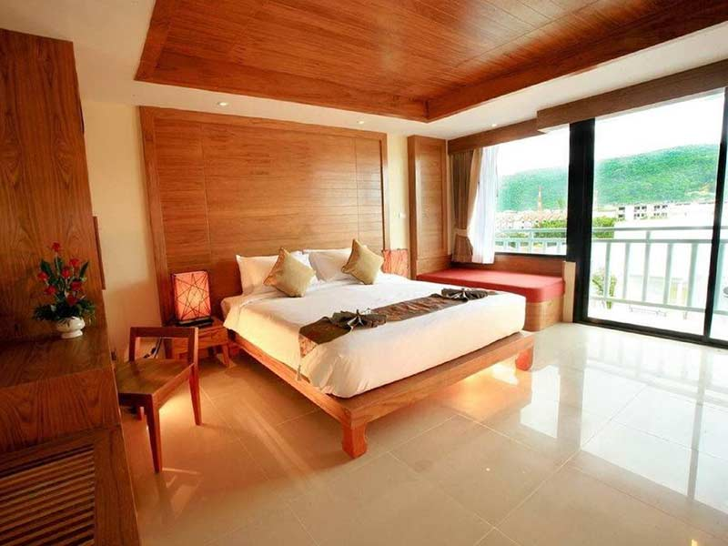 andere hotels in de buurt Honey Resort Phuket