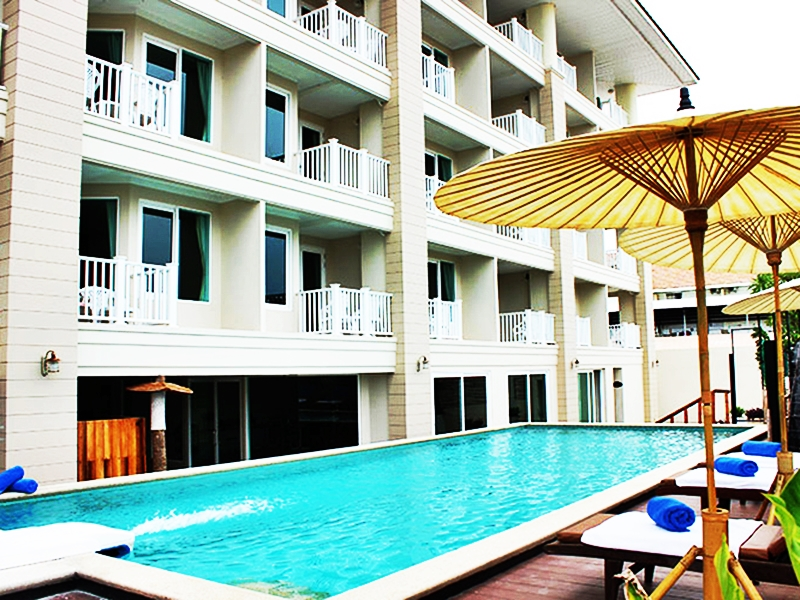 Hotels Nearby Manathai Huahin