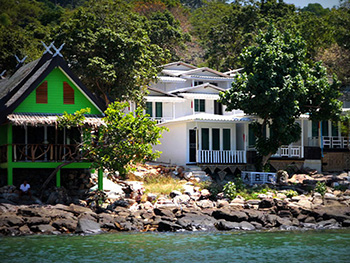 Phi Phi Cozy Beach Resort