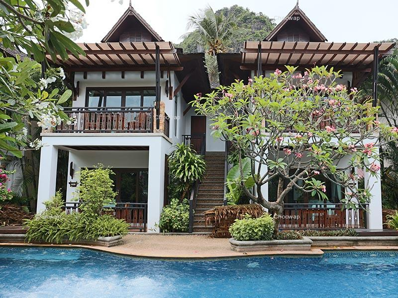 Hotel Lähistöllä Railay Village Resort