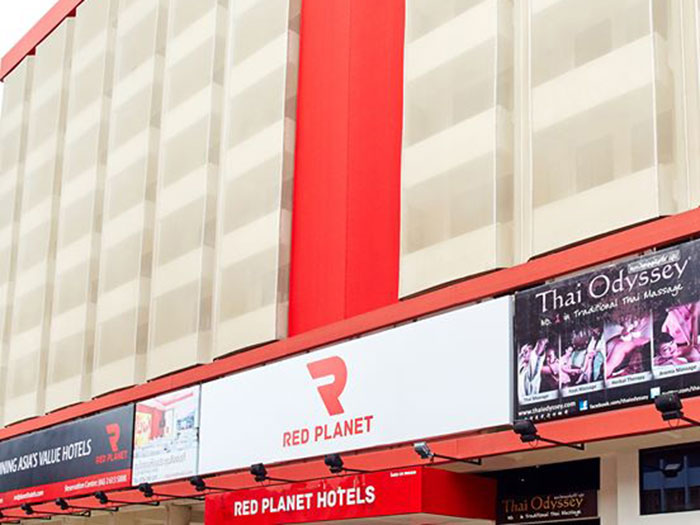 Image Hotel Red Planet Hat Yai