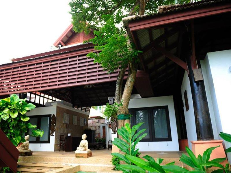 Hotel image Andaman Cannacia Resort and Spa