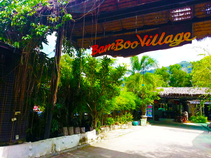 Hotels Nearby Bamboo Village